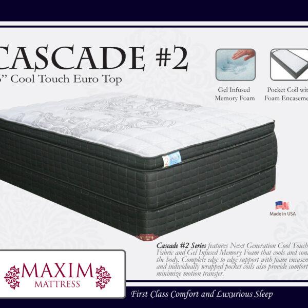 cascade mattress