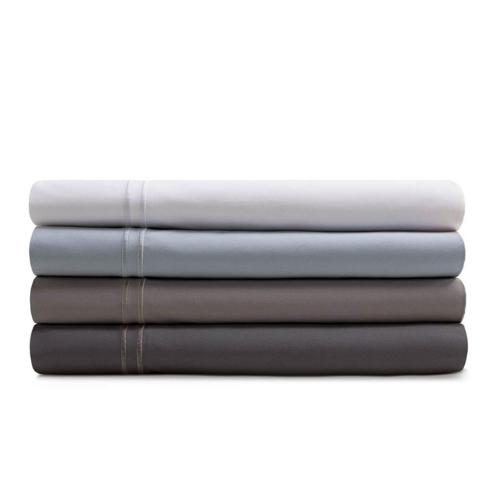 Cotton Sheets Cal King Charcoal